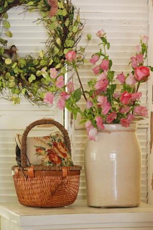 Pink Roses I