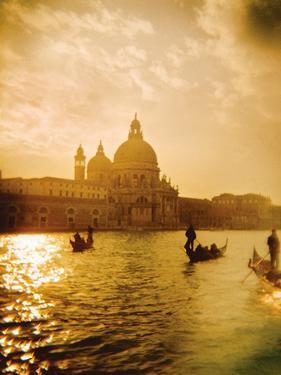Venezia Sunset I by Philip Clayton-thompson