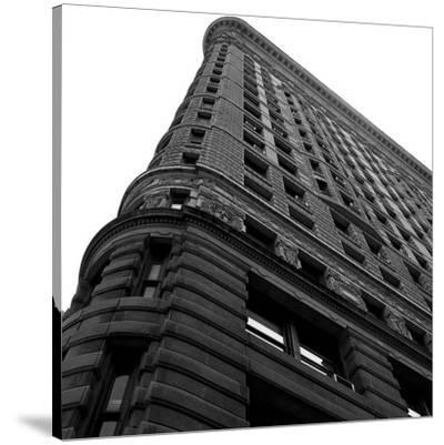 Flat Iron From Below by Philip Craig