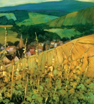 Riquewihr by Philip Craig