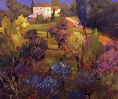 Spring Orchard by Philip Craig