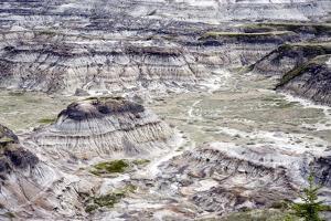 Dinosaur Valley, Drumheller, Alberta, Canada, North America by Philip Craven