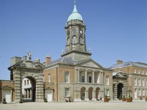 Dublin Castle, Dublin, County Dublin, Republic of Ireland (Eire), Europe by Philip Craven