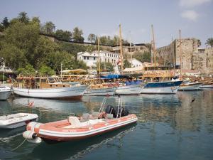 Old Harbour, Antalya, Anatolia, Turkey Minor, Eurasia by Philip Craven