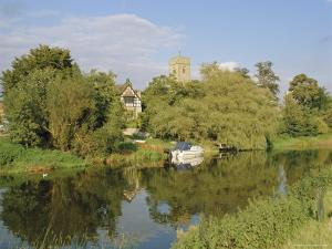 River Avon, Bidford-On-Avon, Warwickshire, England, UK, Europe by Philip Craven