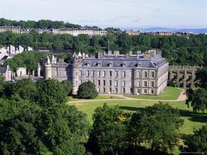 The Palace of Holyrood House, Edinburgh, Lothian, Scotland, UK, Europe by Philip Craven