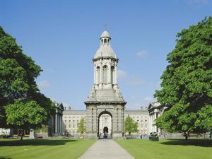 Trinity College, Dublin, County Dublin, Republic of Ireland (Eire), Europe by Philip Craven