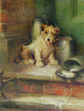 Spilt Milk by Philip Eustace Stretton
