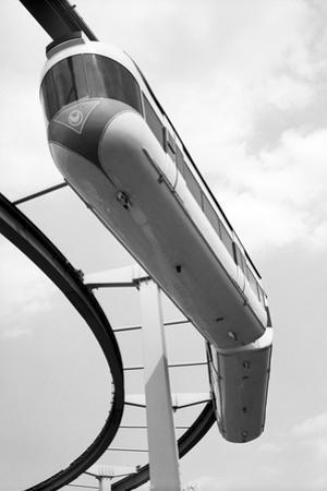 1964-65 World's Fair AMF Monorail by Philip Gendreau