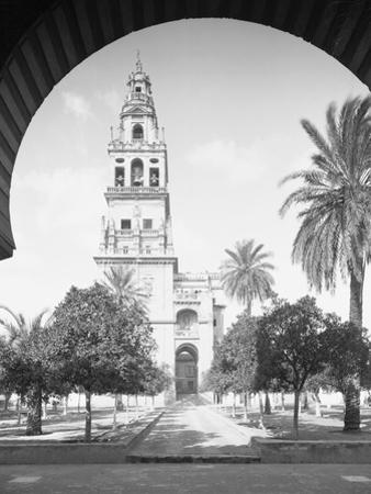 Bell Tower of the Mosque at Cordoba by Philip Gendreau