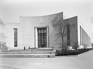 Brooklyn Public Library by Philip Gendreau