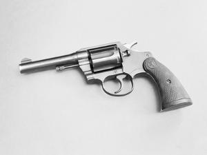 Colt 38 Special Revolver by Philip Gendreau