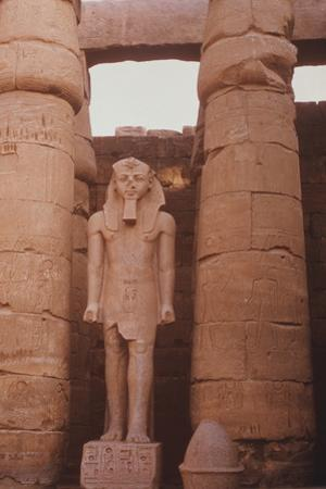 Egyptian Temple in Luxor by Philip Gendreau