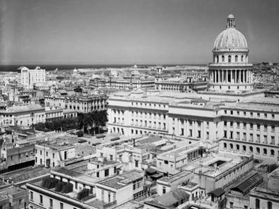 Havana Capitol Area by Philip Gendreau