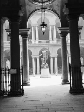 Interior of Roman Building by Philip Gendreau