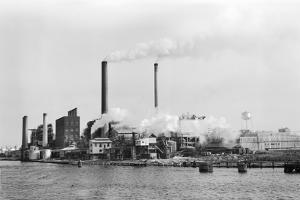 Paper Mill by Philip Gendreau