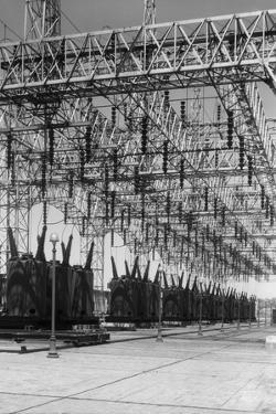Power Plant at Conowingo Dam by Philip Gendreau