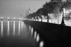 View from across Westminister Bridge by Philip Gendreau