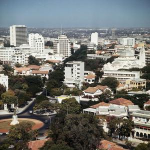 View of Dakar by Philip Gendreau