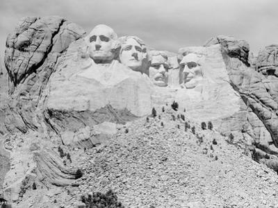 View of Mount Rushmore by Philip Gendreau