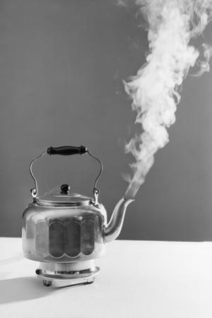View of Steaming Kettle by Philip Gendreau