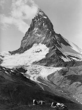 View of the Matterhorn by Philip Gendreau