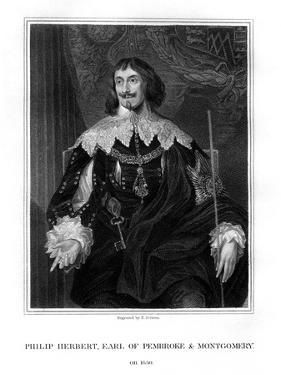 Philip Herbert, 4th Earl of Pembroke, Courtier and Politician by E Scriven