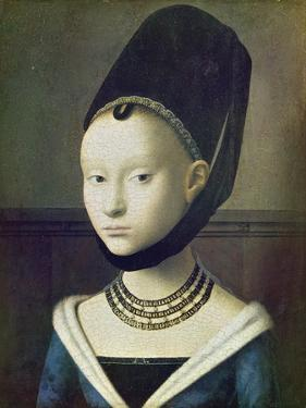 Portrait of a Young Woman, C. 1470 by Philip James De Loutherbourg
