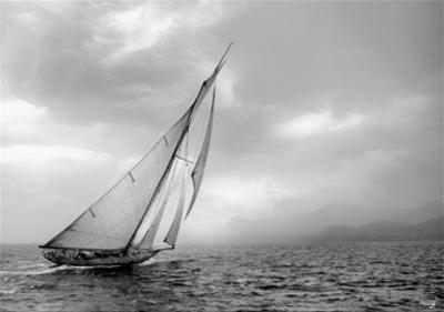 Classic Yacht by Philip Plisson