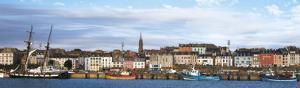 Le Port de Douarnenez by Philip Plisson