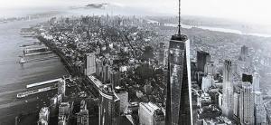 New York Black & White by Philip Plisson