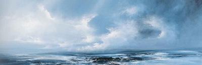 Cloudy Morning by Philip Raskin
