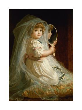 The Bridesmaid by Philip Richard Morris