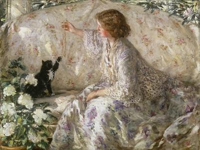 Hydrangeas, 1901