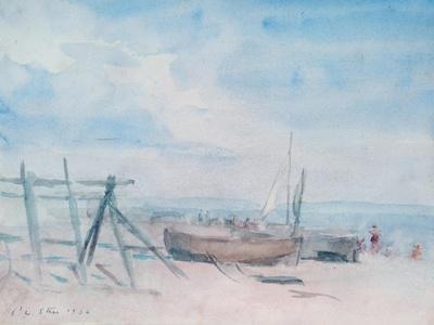 Low Tide, Walmer Beach, 1934