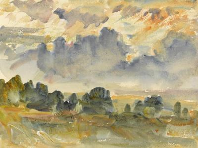 Sunset, 1915