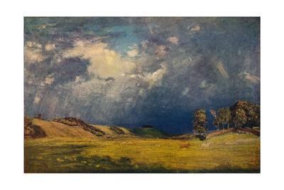'The Storm', c1914.