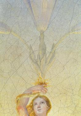 Detail of Aurora from 'Morning', 1808 by Philipp Otto Runge