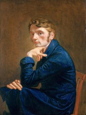 Self Portrait, 1805 by Philipp Otto Runge