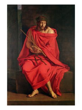 Jesus Mocked by Philippe De Champaigne