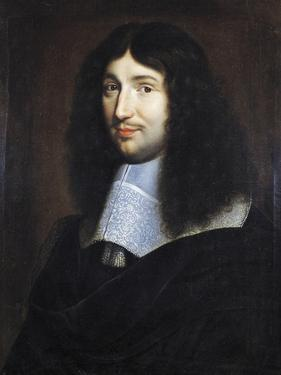 Portrait of Man, Presumably Jean Baptiste Colbert (1619-1683), Painted by Philippe De Champaigne (1 by Philippe De Champaigne