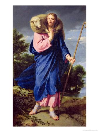 The Good Shepherd, circa 1650-60