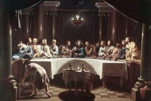 The Last Supper by Philippe De Champaigne