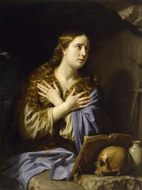The Repentant Magdalen, 1648 by Philippe De Champaigne