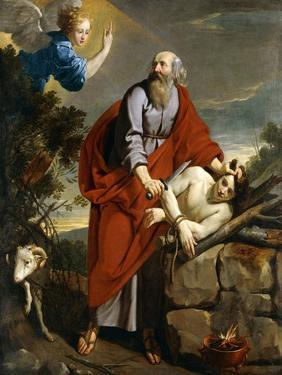 The Sacrifice of Isaac by Philippe De Champaigne