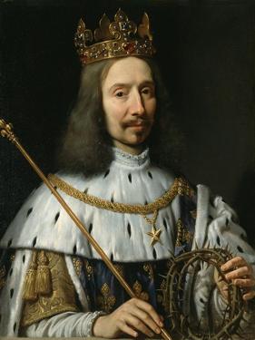 Vincent Voiture as St. Louis, C.1640-48 by Philippe De Champaigne
