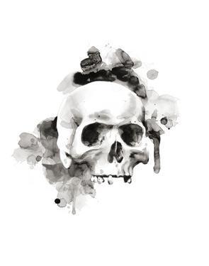 Skull I by Philippe Debongnie