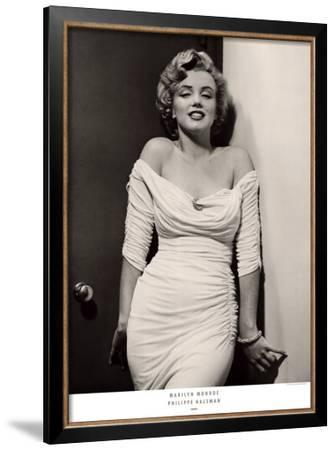 Marilyn Monroe by Philippe Halsman