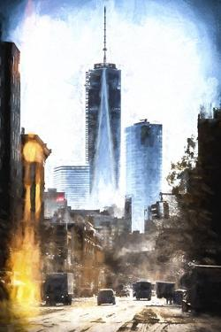 1WTC Winter by Philippe Hugonnard