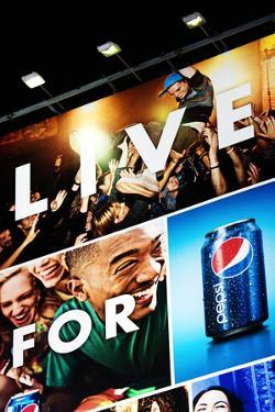 Advertising - Pepsi - Times square - Manhattan - New York City - United States by Philippe Hugonnard
